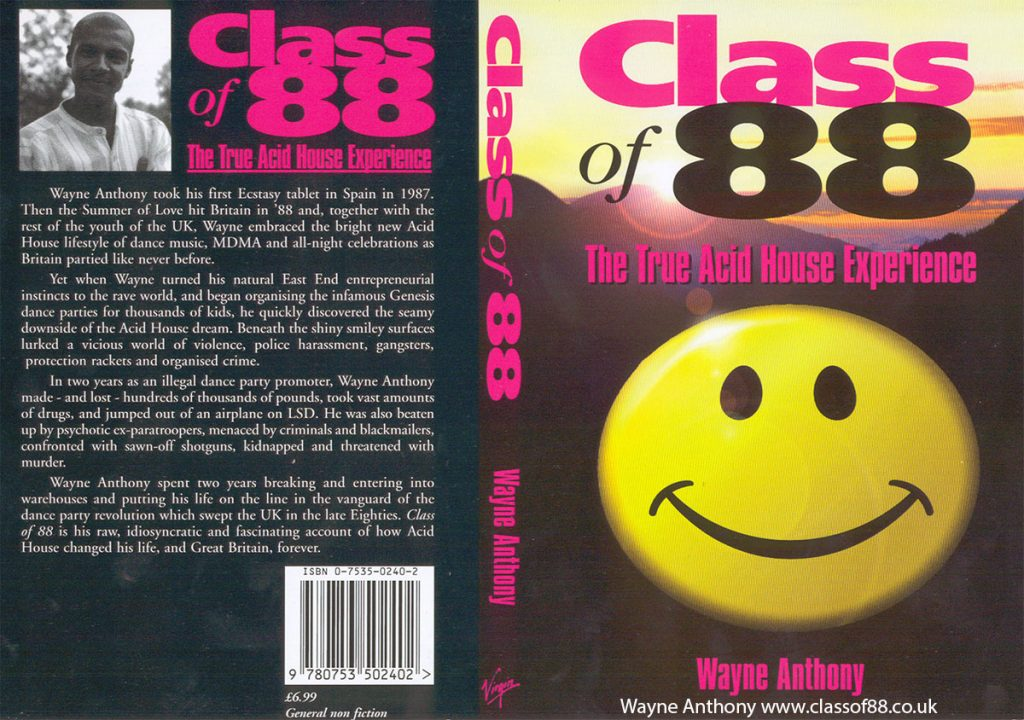 Class of 88 | Original Book
