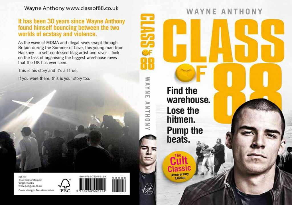 Class of 88 | Reissued Book