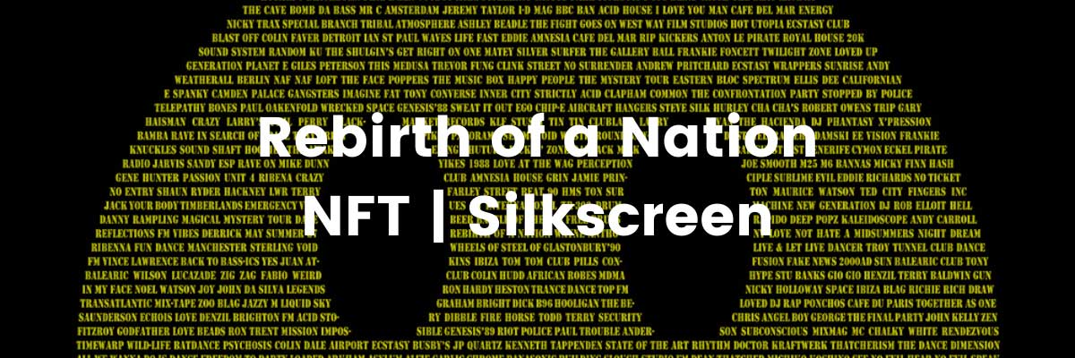 Rebirth of a Nation NFT